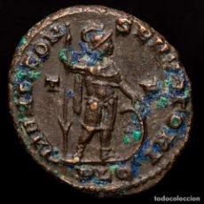 Monedas Imperio Romano: CONSTANTINO I, FOLLIS. TRIER. MARTI CONSERVATORI/T-P//PTR. ESCASO.. Lote 218121672