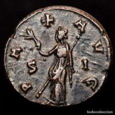 Monedas Imperio Romano: GALIENO (253-68 D.C.), ANTONINIANO DE BRONCE, ROMA. PAX AVG - S/I. Lote 218319467