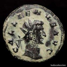 Monedas Imperio Romano: GALIENO (253-68 D.C.), ANTONINIANO DE BRONCE, ROMA. PAX AVG - S/I.. Lote 218319861