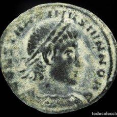 Monedas Imperio Romano: CONSTANCIO II - GLORIA EXERCITVS, CONSTANTINOPLA - 17 MM / 1.74 GR.. Lote 218673225