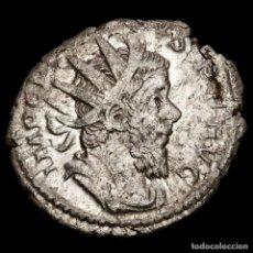 Monedas Imperio Romano: ANTONINIANO POSTUMO HERC PACIFERO HERCULES CON PIEL DE LEON Y MAZA.. Lote 218673521