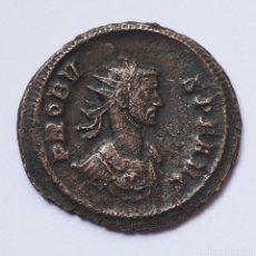 Moedas Império Romano: ANTONINIANO PROBO ADVENTUS 276-282 D.C. ROMA. Lote 220859775