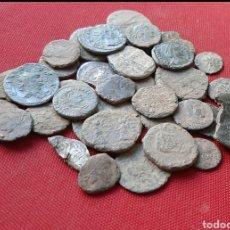 Monete Impero Romano: LOTE DEL BAJO IMPERIO ROMANO MUY INTERESANTE. Lote 221158971