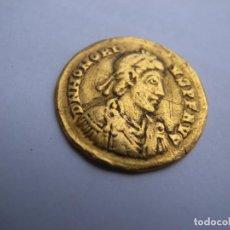 Monedas Imperio Romano: SOLIDO IMPERIO ROMANO. Lote 221889983