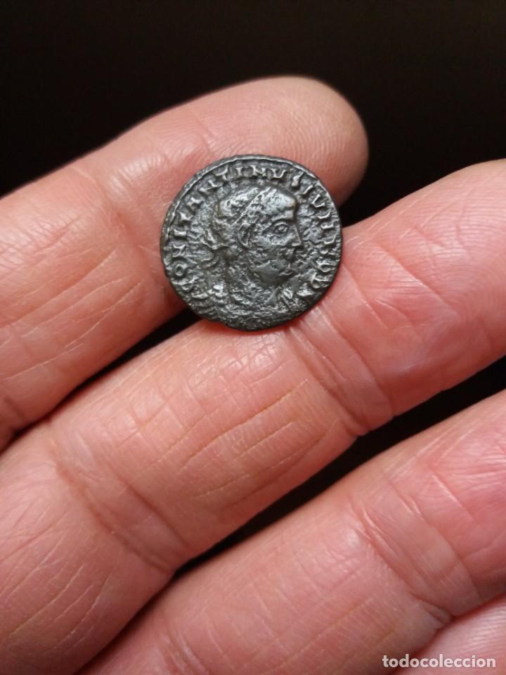 CHIRRAPA (Numismática - Periodo Antiguo - Roma Imperio)