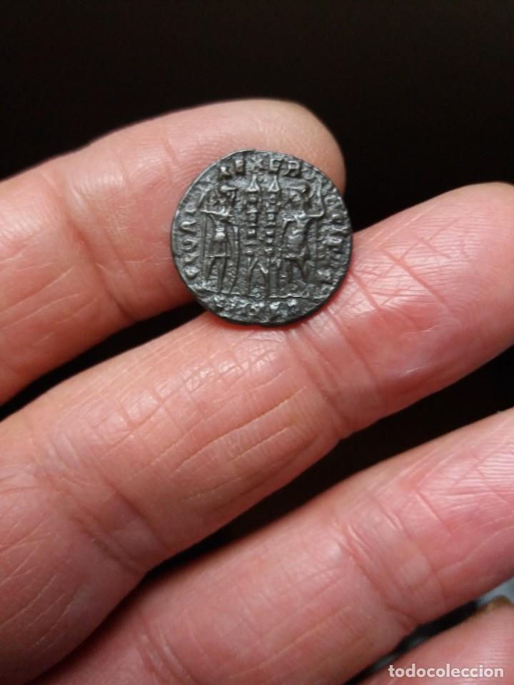 Monedas Imperio Romano: chirrapa - Foto 2 - 222463491