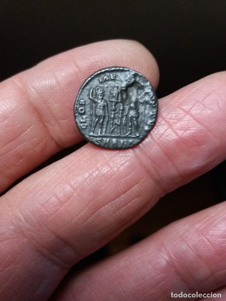 Monedas Imperio Romano: chirrapa - Foto 2 - 222464315