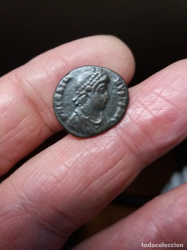 Monedas Imperio Romano: chirrapa - Foto 2 - 222464381