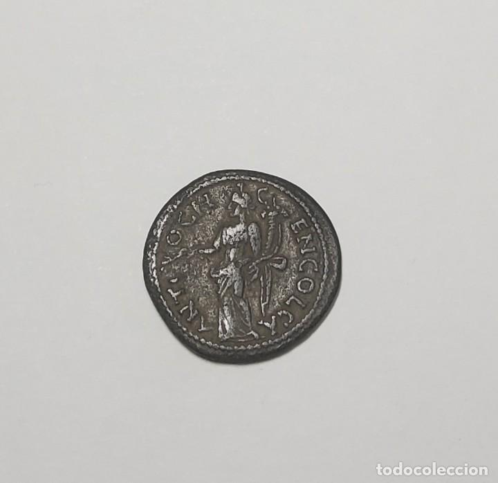 Monedas Imperio Romano: As romano del emperador CARACALLA de ANTIOQUIA. MUY BUEN ESTADO DE CONSERVACION - Foto 2 - 222667721
