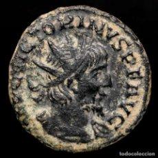 Monedas Imperio Romano: VICTORINO (269-271 D.C.) ANTONINIANO DE BRONCE. TRIER. PIETAS AVGG. Lote 222692986