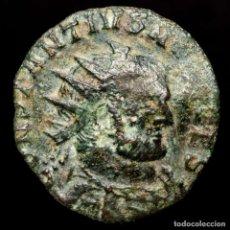 Monedas Imperio Romano: CONSTANCIO I, FOLLIS RADIADO DE BRONCE. ROMA. VOT XX GAMMA. ESCASA.. Lote 222693176