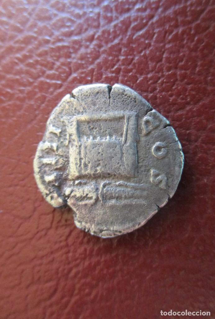 Monedas Imperio Romano: ROMA , DENARIO DE ANTONINO PIO - Foto 2 - 222693315