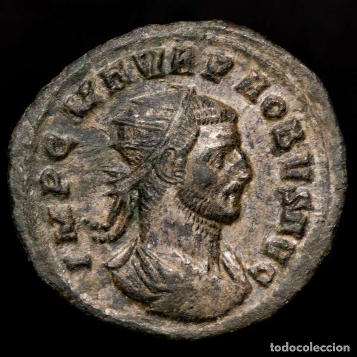 PROBO (276-282 D.C) ANTONINIANO PLATEADO. ROMA, CLEMENTIA TEMP. (Numismática - Periodo Antiguo - Roma Imperio)