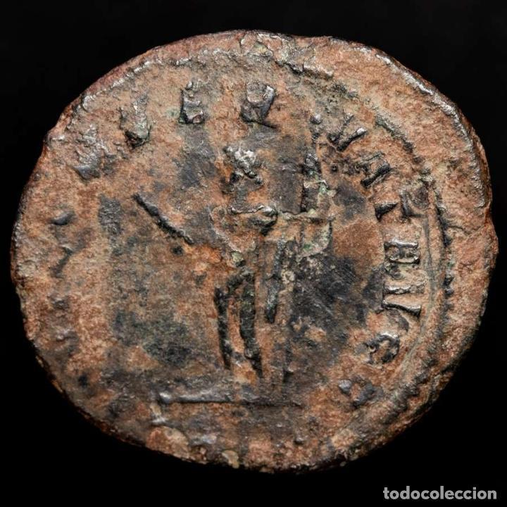 Monedas Imperio Romano: Maximiano Hercúleo (285-310 dC). Antoniniano. Roma. IOVI CONSERVAT - Foto 2 - 222700671