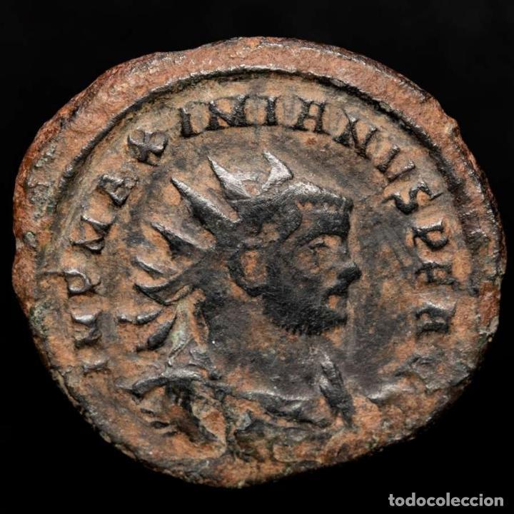 MAXIMIANO HERCÚLEO (285-310 DC). ANTONINIANO. ROMA. IOVI CONSERVAT (Numismática - Periodo Antiguo - Roma Imperio)