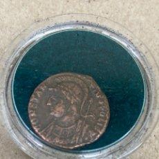 Monedas Imperio Romano: MONEDA ROMÁN COSTANTINOPOLIS BRONZE COMMEN. Lote 222704308