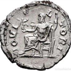 Monedas Imperio Romano: IMPERIO ROMANO. ALEJANDRO SEVERO. DENARIO IOVI VLTORI. Lote 223579840