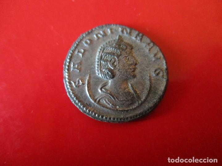 IMPERIO ROMANO. ANTONINIANO DE SALONINA. 253/258 DC. (Numismática - Periodo Antiguo - Roma Imperio)