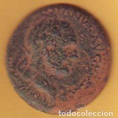 Moedas Império Romano: AS DE VESPASIANO. Lote 228012385