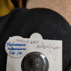 Monedas Imperio Romano: PRECIOSO ANTONINIANO DE MAXIMIANO.. .. Lote 228393285