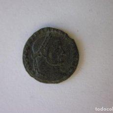 Monedas Imperio Romano: FOLLIS DE GALERIO MAXIMIANO. GENIO AUGUSTI. TICINUM.. Lote 228595407