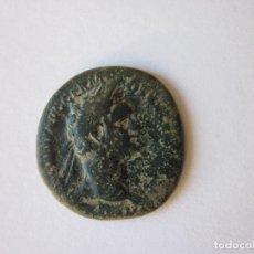 Monedas Imperio Romano: DUPONDIO DE DOMICIANO. MONETA AUGUSTI.. Lote 230618425