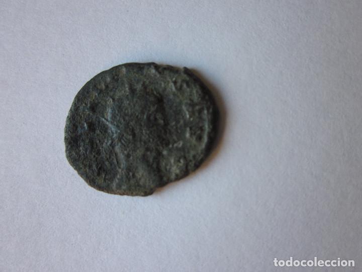ANTONINIANO DE GALLIENO. ANTÍLOPE. (Numismática - Periodo Antiguo - Roma Imperio)