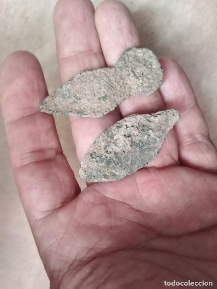 Monedas Imperio Romano: PUNTAS DE FLECHA ROMANA IBERA - Foto 2 - 275490208