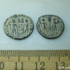 Monedas Imperio Romano: LOTE D-2 MONEDAS ROMANAS. (ELCOFREDELABUELO). Lote 233942095