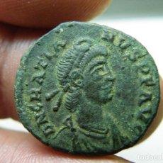 Monedas Imperio Romano: MAIORINA GRACIANO AQUILEIA A LIMPIAR. (ELCOFREDELABUELO). Lote 234122885