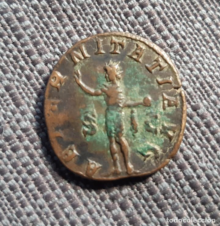Monedas Imperio Romano: Imperio romano. SESTERCIO GORDIANUS III 240-244 AD. Roma. 15,01 grs. - Foto 2 - 234875725