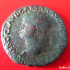 Monedas Imperio Romano: IMPERIO ROMANO SEXTERCIO DE NERON. 54/68 DC.. Lote 236142860