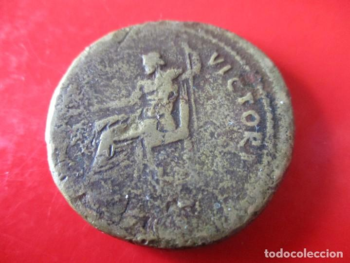 Monedas Imperio Romano: Imperio Romano sextercio de DOMICIANO. 81/96 dc. - Foto 2 - 236143770