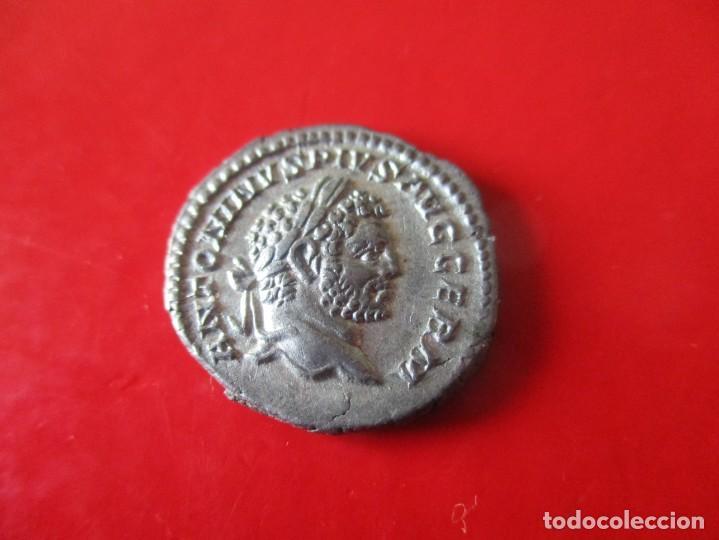 IMPERIO ROMANO DENARIO DE HELIOGABALO. 218/228 DC. (Numismática - Periodo Antiguo - Roma Imperio)