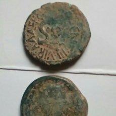 Monedas Imperio Romano: IMPERIO ROMANO - 2 ASES A CATALOGAR. Lote 236220820