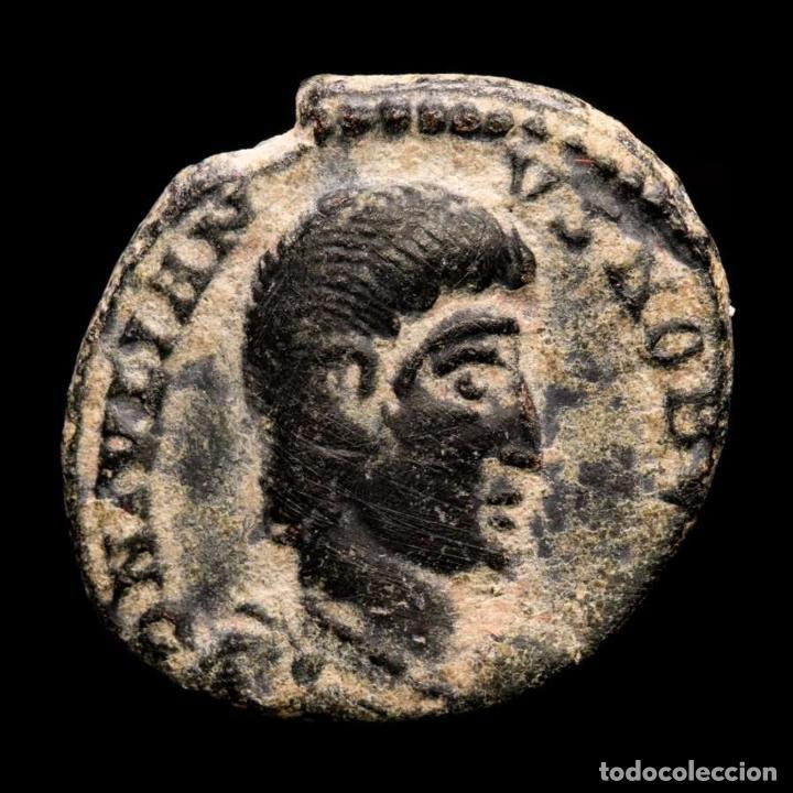 JULIANO II CESAR AE MAIORINA. ARLES. FEL TEMP REPARATIO TCON (3292) (Numismática - Periodo Antiguo - Roma Imperio)