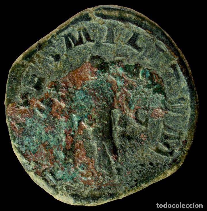 Monedas Imperio Romano: Sestercio de Maximino - FIDES MILITVM - 33 mm / 25.91 gr. - Foto 2 - 236552955