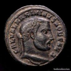 Monedas Imperio Romano: MAXIMINO II DAIA FOLLIS DE ANTIOQUIA - GENIO CAESARIS OB / •ANT✩. Lote 237299655