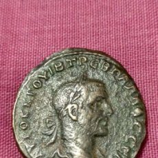 Monedas Imperio Romano: BONITO TETRADRACMA DE TREBONIANO GALO (251-253 D.C.) CECA: ANTIOCHIA SEABY 4349. Lote 238589255