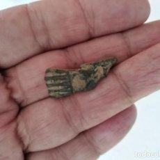 Monedas Imperio Romano: FIBULA PUÑO ROMANO LIMPIAR. Lote 240892720