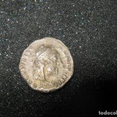 Moedas Império Romano: COMMODUS AR DENARIUS. ROME MINT 177-192 AD. OBVERSE: L AEL AVREL COMM AVG P FEL. Lote 242312555