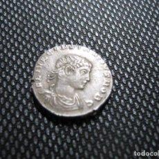 Monedas Imperio Romano: ROMA AR SILIQUA CONSTANTIUS II AS CAESAR 336 AD SELVER 3,25 GR.. Lote 243143400
