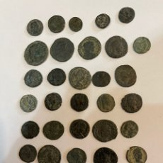 Monedas Imperio Romano: LOTE DE MONEDAS ROMANAS. Lote 243180605