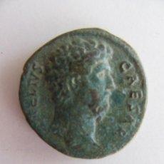 Monedas Imperio Romano: AS DEL EMPERADOR ELIO. Lote 243856425