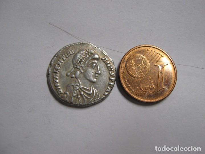 VALENTINIANUS I. 364-375, SILIQUA SILVER 3,2 GR (Numismática - Periodo Antiguo - Roma Imperio)