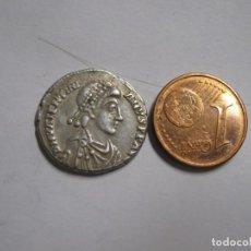 Monedas Imperio Romano: VALENTINIANUS I. 364-375, SILIQUA SILVER 3,2 GR. Lote 244478380