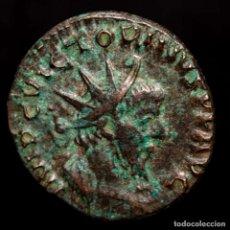 Moedas Império Romano: GALO ROMANO VICTORINO 269-271 DC - ANTONINIANO. COLONIA. SALVS AVG.. Lote 244540275