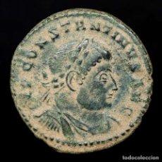Monedas Imperio Romano: CONSTANTINO I (306-337 DC), FOLLIS, TRIER. SOLI INVICTO COMITI, PTR. Lote 245158500