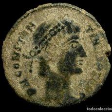 Monedas Imperio Romano: CONSTANTINO - GLORIA EXERCITVS, NICOMEDIA - 15 MM / 1.73 GR.. Lote 245192905