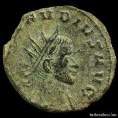 Monedas Imperio Romano: CLAUDIO II - PROVIDENTIA AVG - 19 MM / 2.80 GR.. Lote 245240010